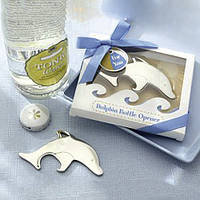 """Подарки гостям на свадьбе - открывалка """"Дельфин"""""""