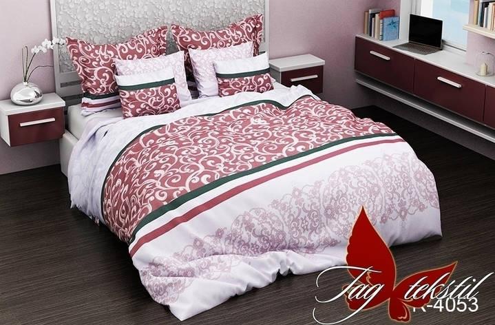 Комплект постельного белья R4053, фото 2