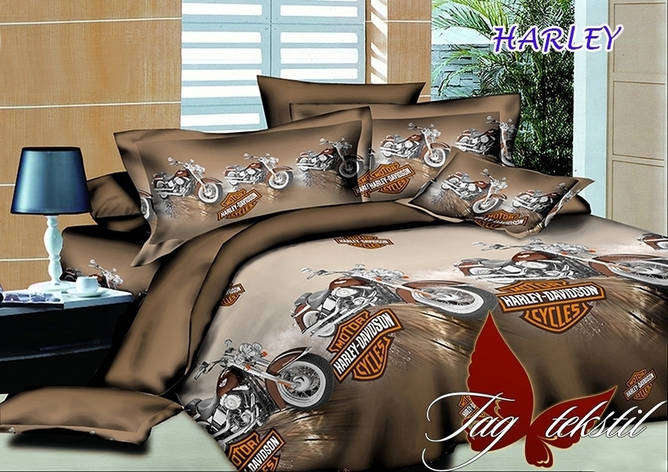 Комплект постельного белья HARLEY, фото 2