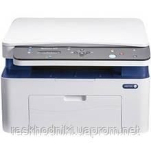 МФУ лазерное ч/б Xerox WC 3025NI с Wi-Fi