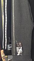 Лосины-брюки со швом, мех (норма) купить от склада 7 км Одесса