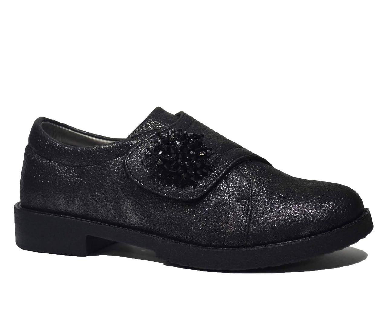 Туфлі TOM.M арт.5961-A, чорний, Черный, 35, 23.0