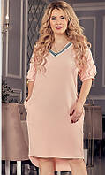 Платье женское большого размера 58-60 851018-3