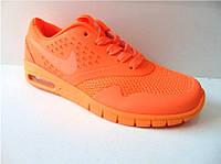 Кроссовки женские Nike Air Max (Orange)