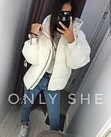 Женская зимняя куртка  ЛЯ7256, фото 1