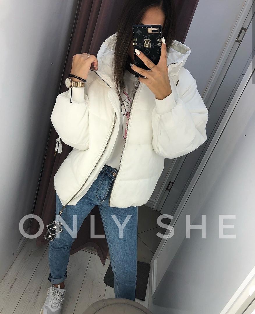 Женская зимняя куртка  ЛЯ7256
