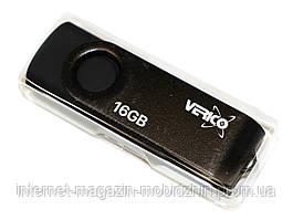 Накопитель USB 16Gb Verico Flip Black