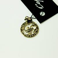 Кулон - знак зодиака   Скорпион