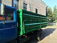 """Самосвальный кузов на автомобили ЗИЛ, Газ, Газон, Валдай тип """"щебневоз"""""""