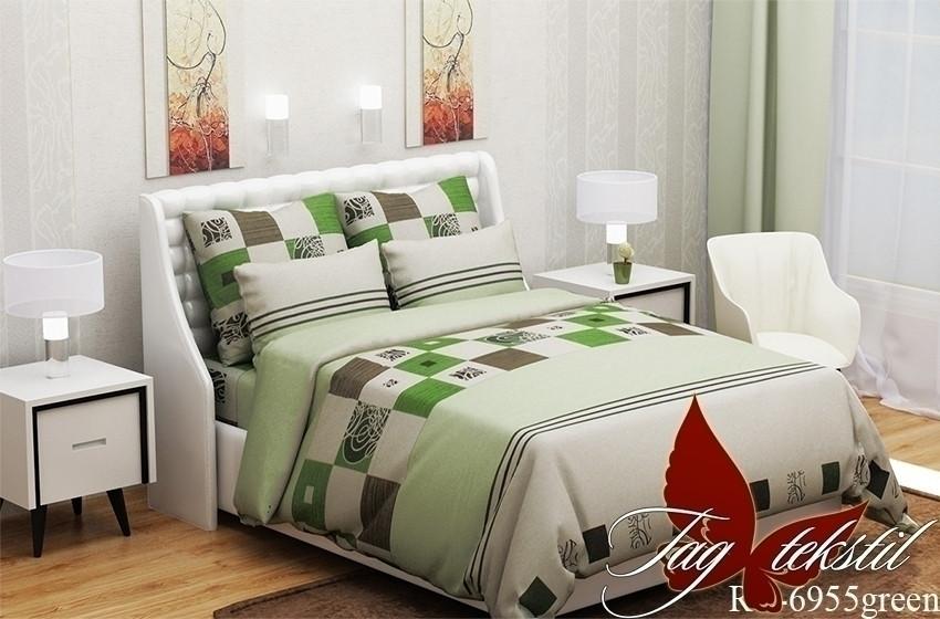 Комплект постельного белья R6955green