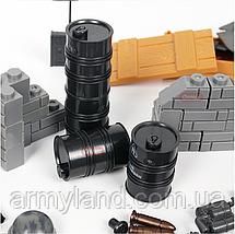 Военные фигурки,Элитные Немецкие Войска World of War II военный конструктор , аналог лего, BrickArms, фото 3