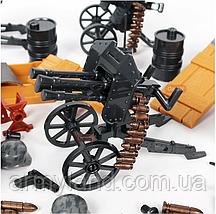 Военные фигурки,Элитные Немецкие Войска World of War II военный конструктор , аналог лего, BrickArms, фото 2