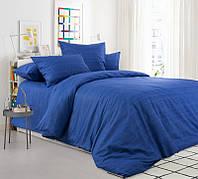 Синий агат, постельное белье из перкаля (100% хлопок)