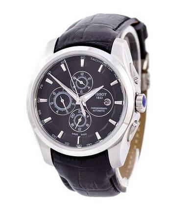 Наручные часы Tissot T-Classic Couturier Automatic Alternative, элитные часы Тисот, реплика ААА, фото 2
