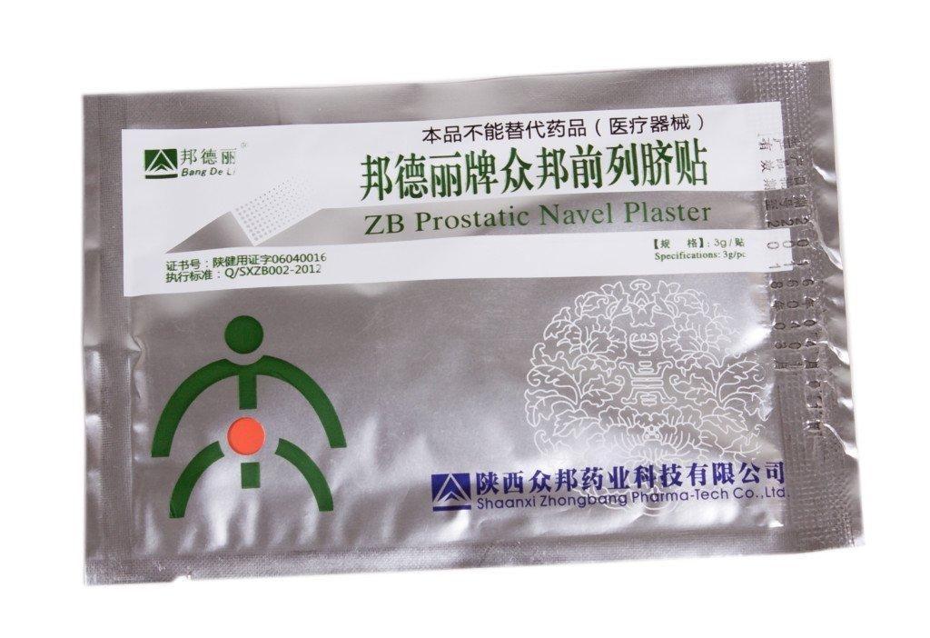 Урологический пластырь Prostatic Navel Plaster