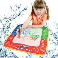 Детский коврик для рисования водой Water Magic Carpet (70*48 см) - акваковрик
