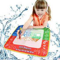 Детский коврик для рисования водой Water Magic Carpet (70*48 см) - акваковрик, фото 1