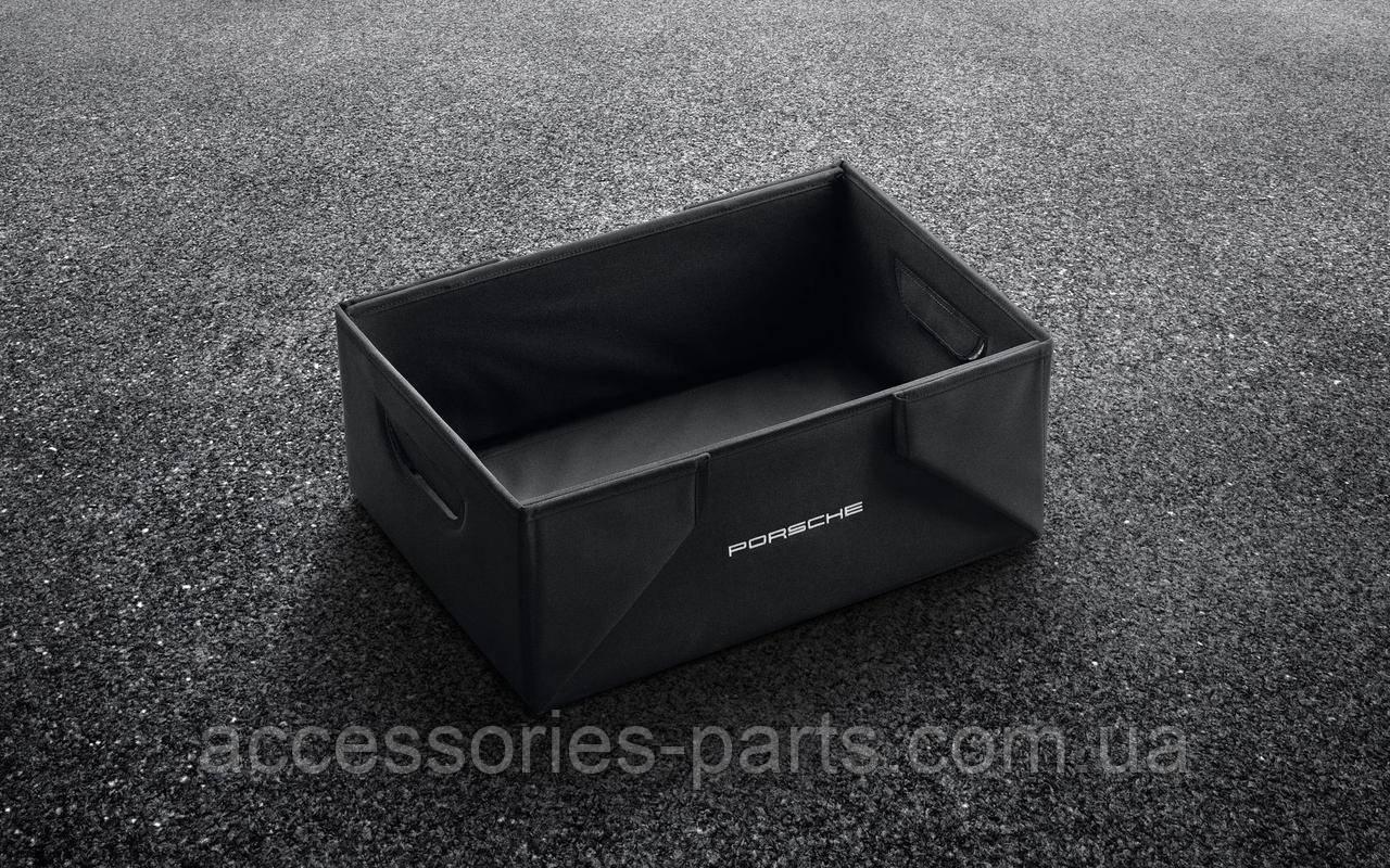 Ящик для покупок Porsche (складной) Новый Оригинальный