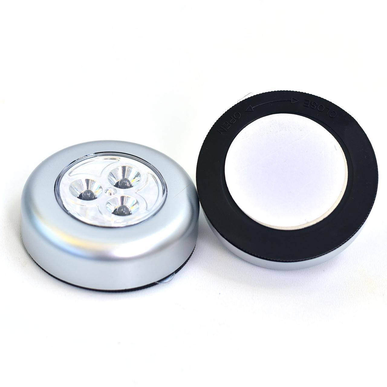 LED-светильник для кукольных домиков NestWood, с липучкой, кнопкой, батарейками