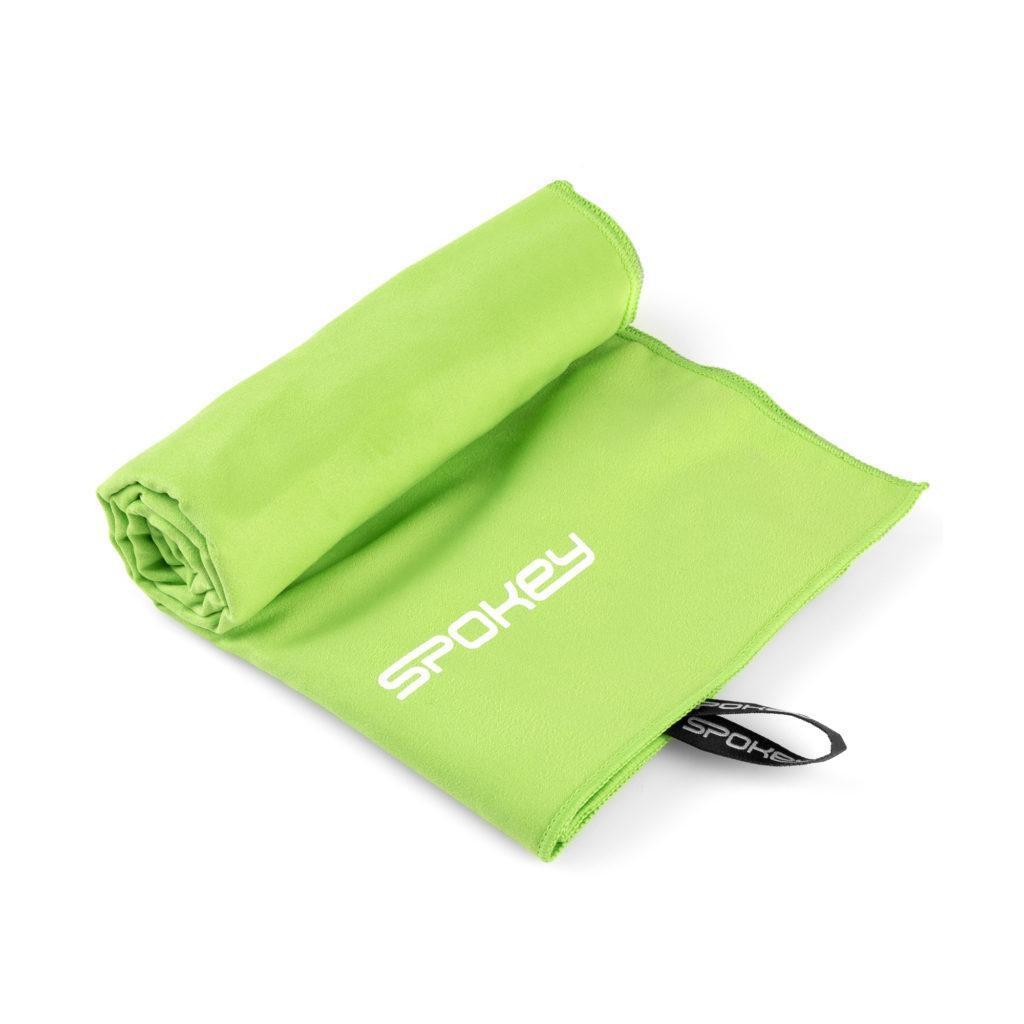 Охлаждающее пляжное/спортивное полотенце Spokey Sirocco 80х150 (original), для спортзала, быстросохнущее