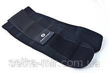 Пояс-корсет для поддержки спины ONHILLSPORT черный XXL