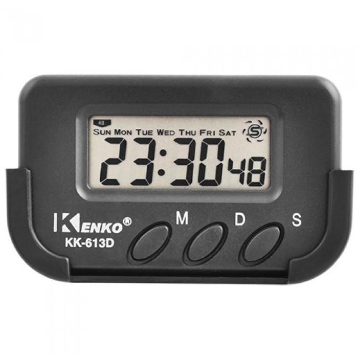 Автомобільні портативні годинник з секундоміром 613D