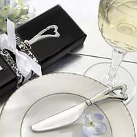Подарки гостям на свадьбе в виде ножыка для масла