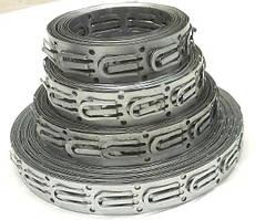 Лента для монтажа теплого пола шаг 25 мм. Цена за 5м
