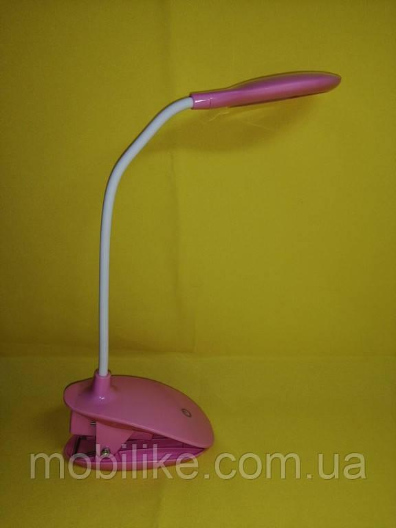 Настольная LED лампа PC-6531 500mAh 4W Rose