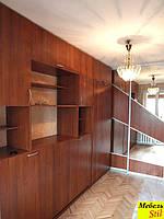 Горизонтальная и вертикальная  шкаф-кровати со шкафом-купе, фото 1