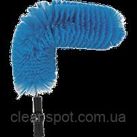 Ерш для очистки внешних поверхностей труб, 530 мм, Мягкий, синий цвет, фото 3