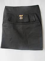 Школьные юбки с карманами для девочек.