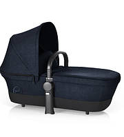 Корзина Cybex Priam Carry Cot Люлька для новорожденных Люлька Cybex Priam RB Midnight Blue-navy blue 2017 год