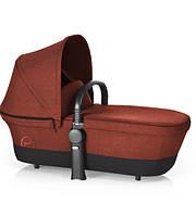 Корзина Cybex Priam Carry Cot Люлька для новорожденных Люлька Cybex Priam RB Autumn Gold-burnt red 2017 год