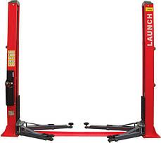 Подъемник электрогидравлический с нижней синхронизацией LAUNCH TLT-235SB-220 2ст/3.5Т/220В