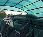Рейлинги на крышу Toyota Land Cruiser Prado 150  2018-2019, оригинальный дизайн, фото 7