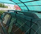 Рейлинги на крышу Toyota Land Cruiser Prado 150  2018-2019, оригинальный дизайн, фото 8