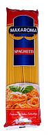 Макароны MAKAROMA Spaghetti 1,8mm (Спагетти) 500gr in carton