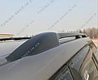 Рейлинги на крышу Toyota Land Cruiser Prado 150  2018-2019, оригинальный дизайн, фото 4