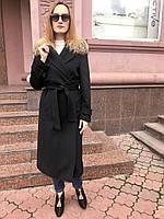 Пальто женское длинное Eveline РАЗМЕР+