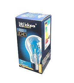 Лампа накаливания 200 Ватт, Е27 Колба А65
