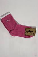 Шкарпетки жіночі малинові 23-25