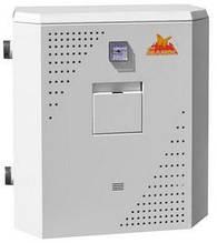 Газовый котел Гелиос АОГВ 10 левый. Парапетный энергонезависимый
