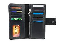 Кошелек мужской купюрник для денег портмоне картхолдер SULLIVAN, фото 1