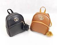 Рюкзак  жіночий шкірзамінник оптом Б06, фото 1
