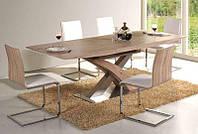 Стол обеденный раскладной Raul дуб сонома 160x90(220) SIGNAL