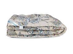 Одеяло холлофайбер зимнее сатин 172х205 двуспальное