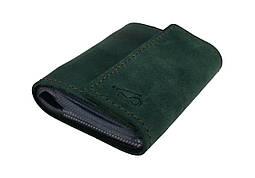 Визитница карточница карт-холдер SULLIVAN v3(5) зеленая