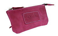 Ключница кожаная сумочка для ключей SULLIVAN k6(5.5) фуксия, фото 1