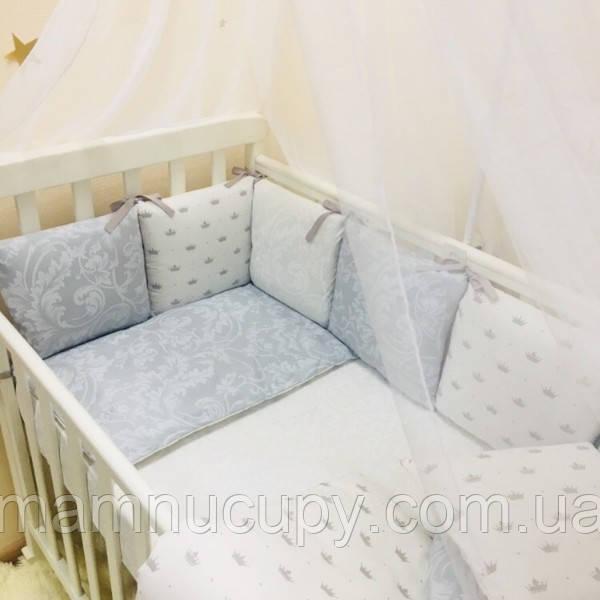 Бортики Baby Design Короны